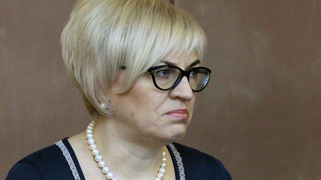 Ірина Сех залишається головою ЛОДА, попри обіцянку піти у відставку