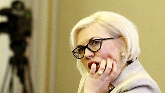 Очільник Львівщини Ірина Сех подала у відставку