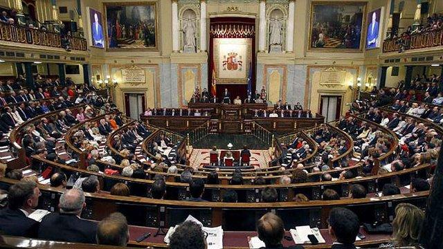 Парламент Іспанії дозволив королю зректися престолу
