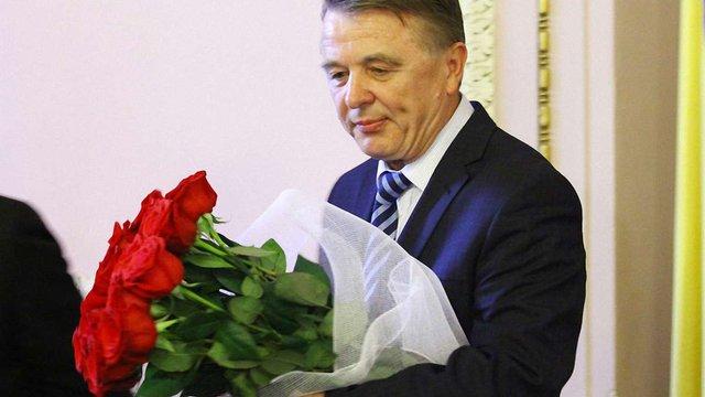 У Львівському університеті представили нового ректора