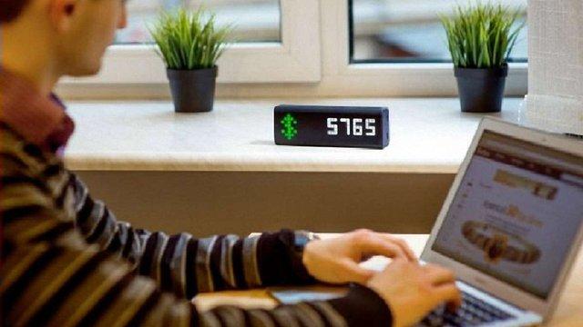 Львівські програмісти розробили розумний годинник LaMetric