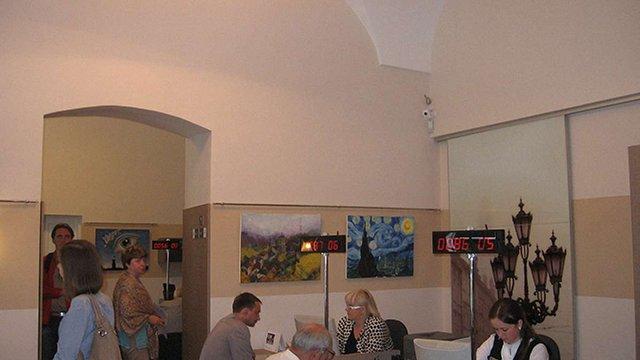 Виставка «Сни про Львів» відкрилася у Єдиному вікні