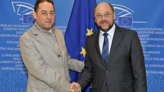 Президент Європарламенту Шульц подав у відставку