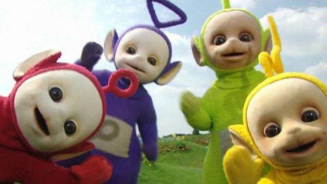 Скоро на телеекранах з'являться нові серії «Телепузиків»