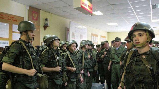 Генштаб Росії зненацька почав перевірку Центрального військового округу