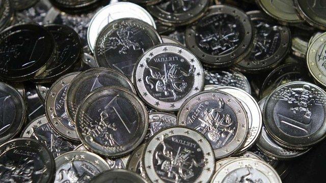 Міністри фінансів ЄС затвердили прийняття Литви в  єврозону