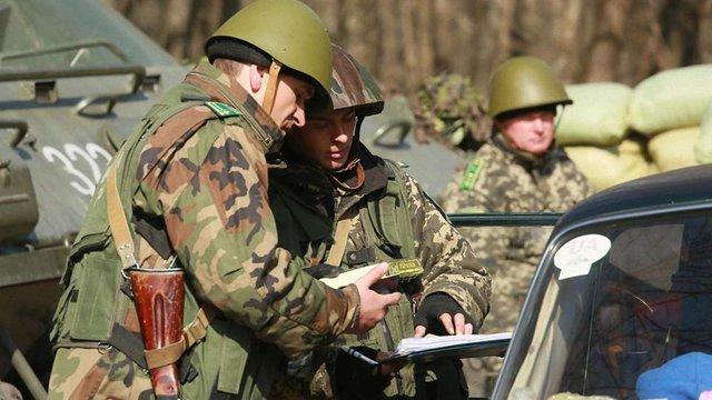На Луганщині бойовики атакували прикордонників