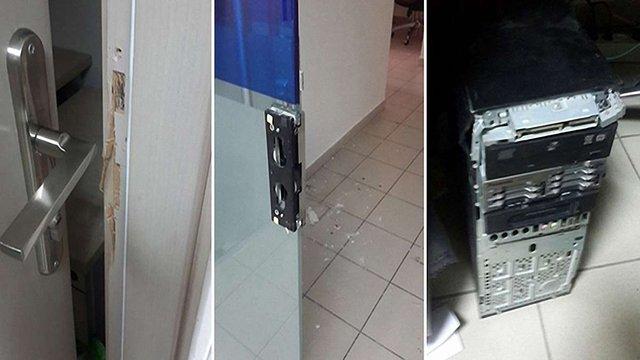 Корпункт Russia Today у Рамаллі постраждав через дії ізраїльських військових