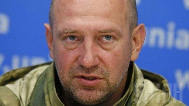 Батальйон «Айдар» наказали вивести з району АТО і розформувати