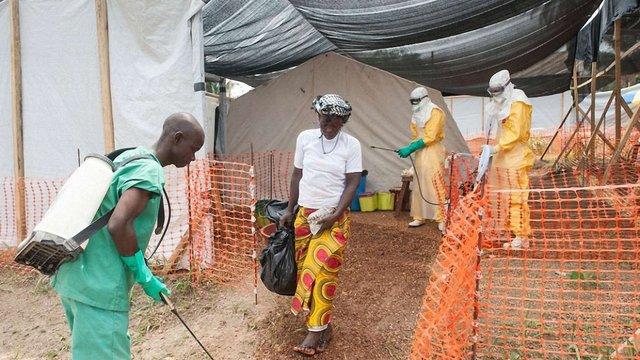 Лікарі б'ють на сполох через спалах лихоманки Ебола на заході Африки