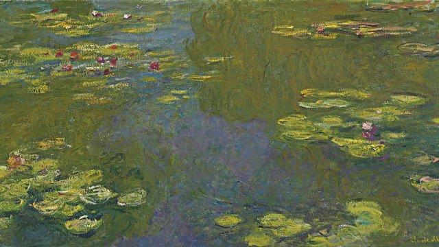 «Водяні лілії» Клода Моне продали за 31,7 млн фунтів стерлінгів