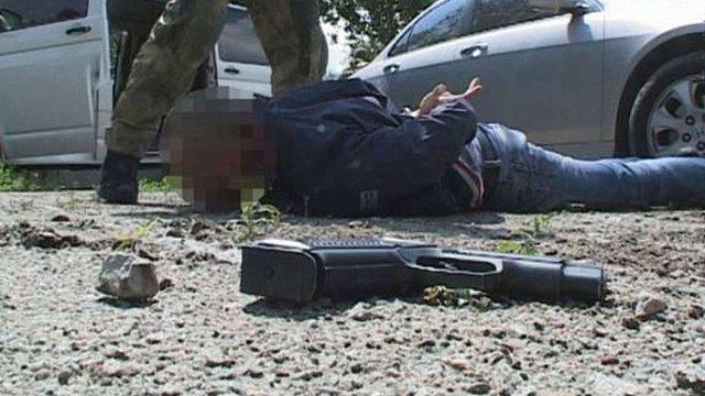 У Дніпропетровську СБУ затримала осіб, які вербували бойовиків на схід України