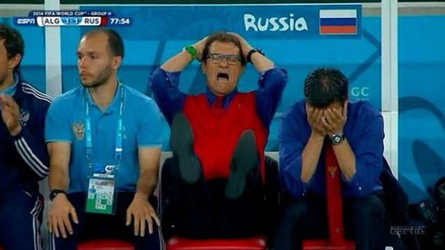 Збірна Росії вилітає з чемпіонату світу