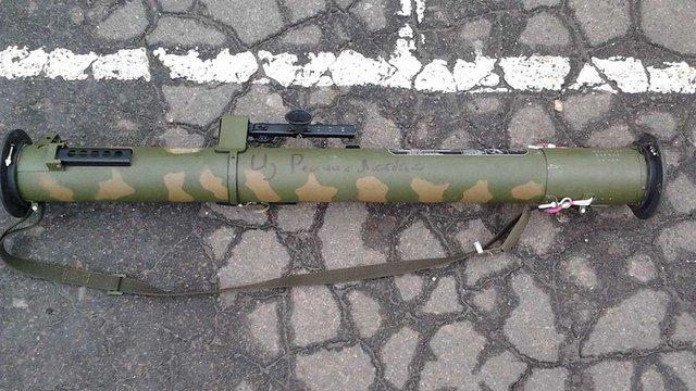 Значна частина вилученого у бойовиків озброєння походить з території РФ, - Міноборони