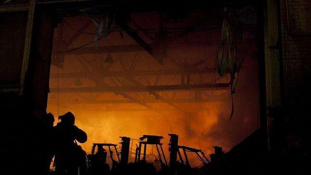 На шахті «Молодогвардійська», що в Луганській області сталася пожежа, - ДСНС