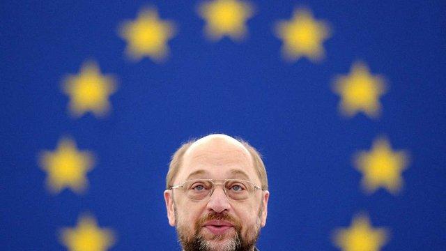 Мартіна Шульца переобрали головою Європарламенту