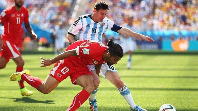 Аргентина «вимучує» в овертаймі вихід у чвертьфінал ЧС-2014