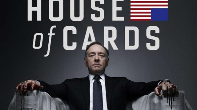 Росіяни заборонили зйомки серіалу «Картковий будинок» в Раді Безпеки ООН