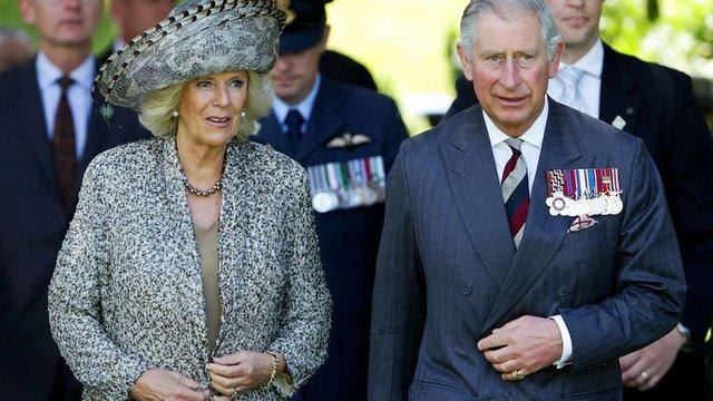 Принц Чарльз і герцогиня Камілла розлучаються