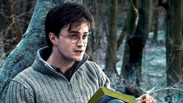 Джоан Роулінг написала оповідання про дорослого Гаррі Поттера
