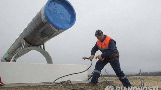 """Підписано контракт щодо будівництва """"Південного потоку"""" в Сербії"""