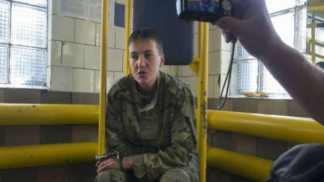 Росія звинуватила Надію Савченко у причетності до вбивства журналістів