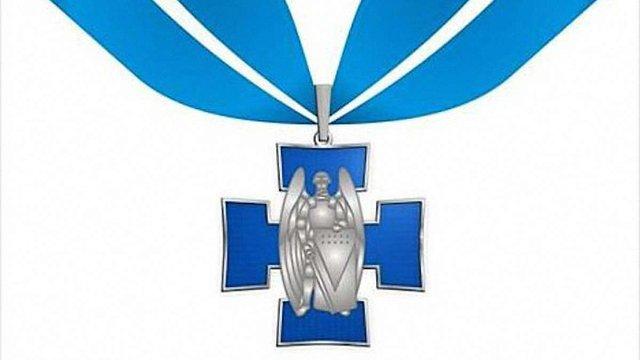 Львів'яни створили найкращий ескіз ордена Героїв Небесної Сотні