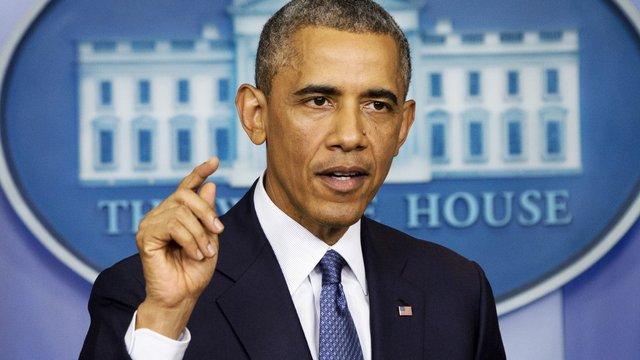 Західні санкції проти Росії довели свою ефективність – Барак Обама