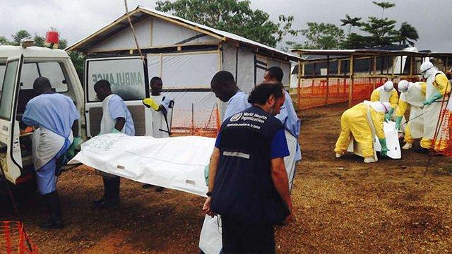 Хворого з підозрою на Еболу госпіталізували у Німеччині