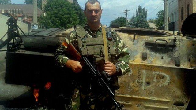 У бою під Ілловайськом, в зоні АТО, загинув чоловік Тетяни Чорновол, - МВС