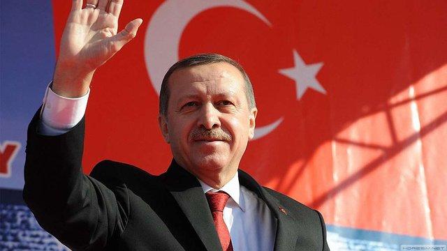 Новим президентом Туреччини став Таїп Ердоган