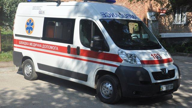 Енергетична компанія ДТЕК подарувала Бурштинській лікарні надсучасний реанімобіль