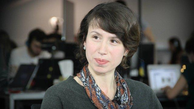 Тетяна Чорновол заявила про відставку з уряду