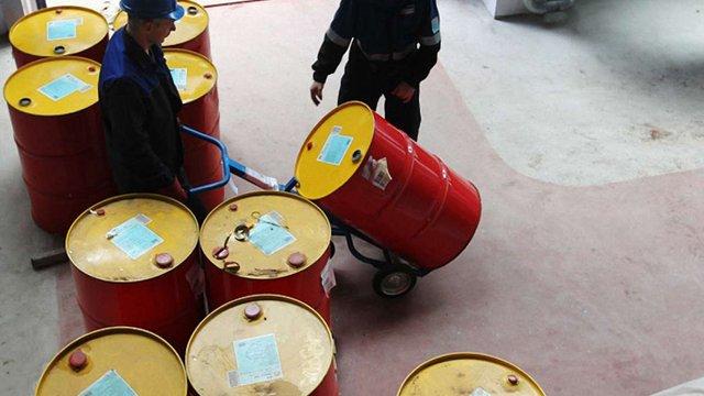 Ціна нафти російської марки Urals опустилася нижче $100 за барель