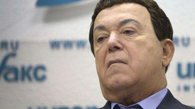 Йосип Кобзон хоче заспівати на Донбасі у День шахтаря