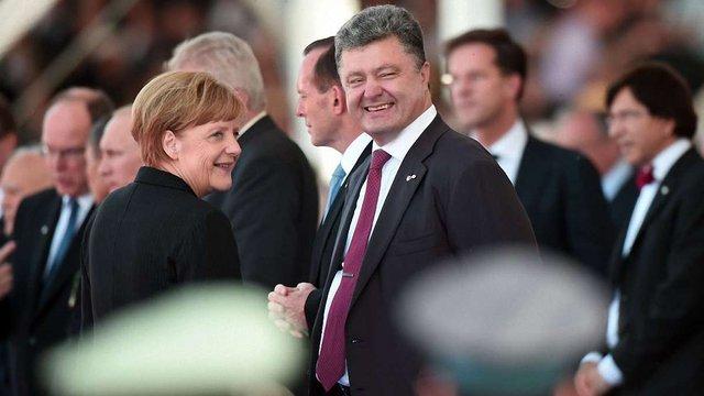 Німецький уряд підтвердив візит Меркель до України 23 серпня