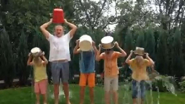 Ice Bucket дійшов до Садового