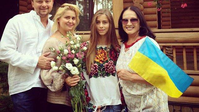 Софія Ротару відзначила День Незалежності і обурила росіян