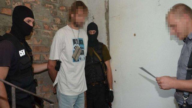 СБУ затримала мешканця Прикарпаття, члена самопроголошеної «ДНР»