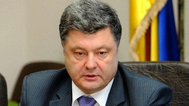 Україна здатна себе захистити, - Порошенко на засіданні РНБО
