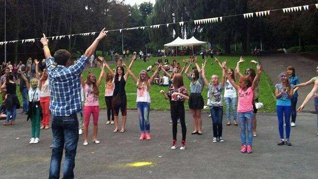 У Львівському Парку культури діти закликатимуть до миру