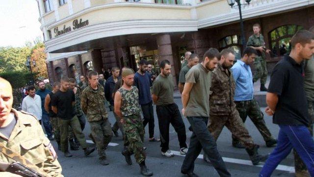 За останні чотири дні з полону терористів звільнили 1,2 тис. осіб