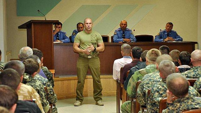 МВС створило новий батальйон «Полтавщина»