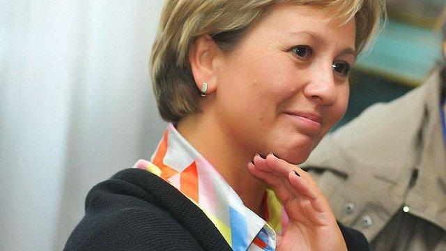 Начальник управління культури ЛМР Ірина Подоляк піде на вибори в окрузі Ірини Фаріон