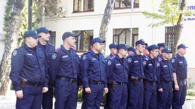 Транспортні міліціонери Львівщини вирушили в зону АТО змінити своїх колег