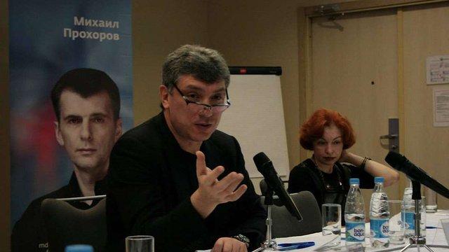 Росія стає фашистською державою за принципами Геббельса, - Нємцов