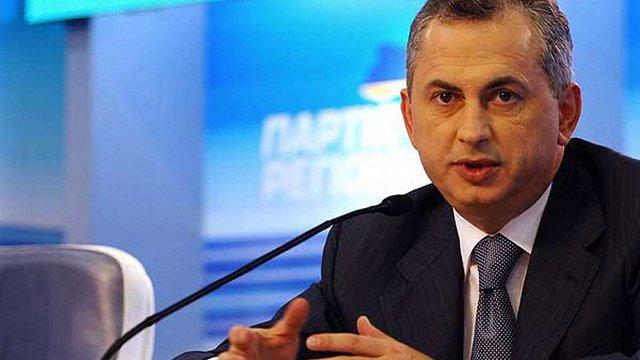 Партія регіонів відмовляється від участі в парламентських виборах, - Колесніков