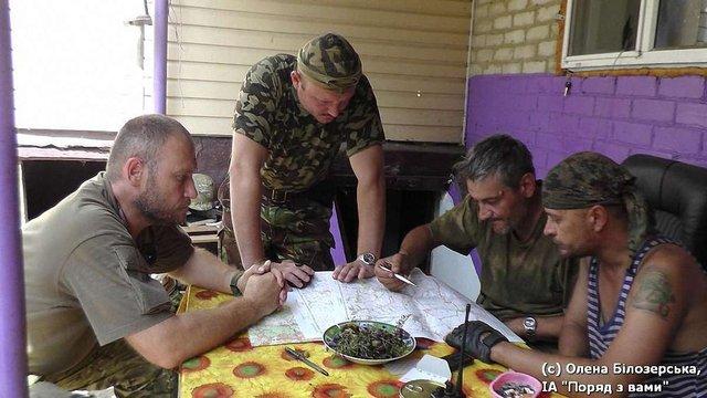 Дмитро Ярош йде на вибори до парламенту по мажоритарному округу