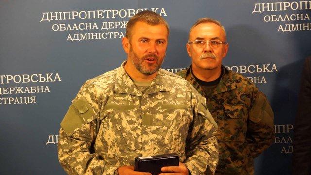 Комбат «Дніпро-1» йде до парламенту щоб захищати реальних учасників бойових дій