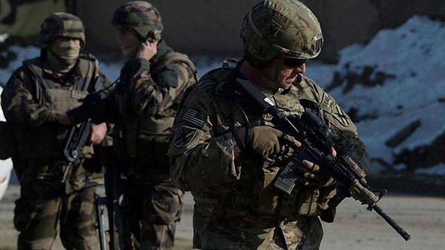На військових навчаннях Rapid Trident розіграли сценарій з «зеленими чоловічками»